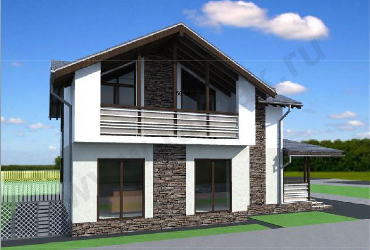 Проект дома Каринтия ПД-305-1-171