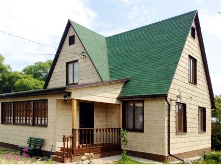 фасадные панели для наружной отделки дома тюмень